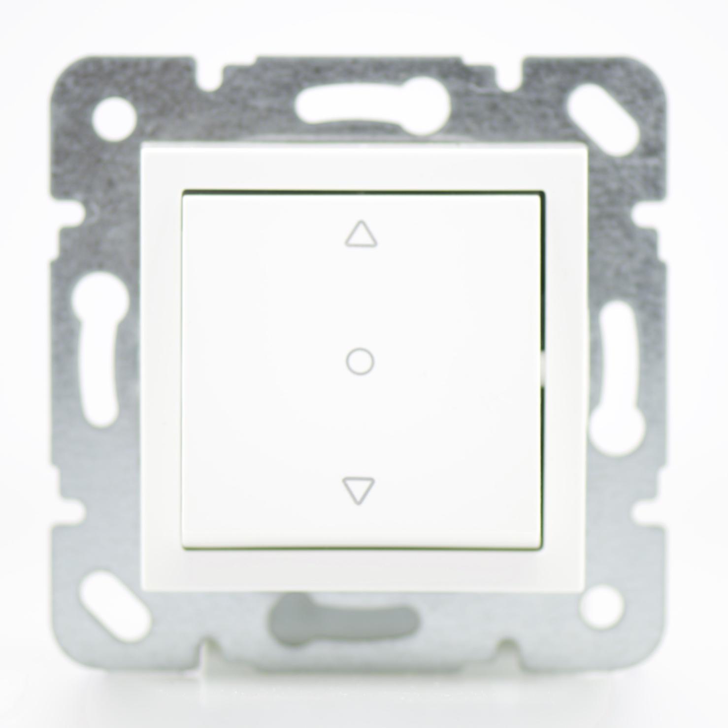 Commande Volet Roulant Blanc Assembler Top Prix