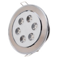 Spot LED downlight 6W rond