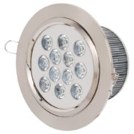 Spot LED downlight 12W rond