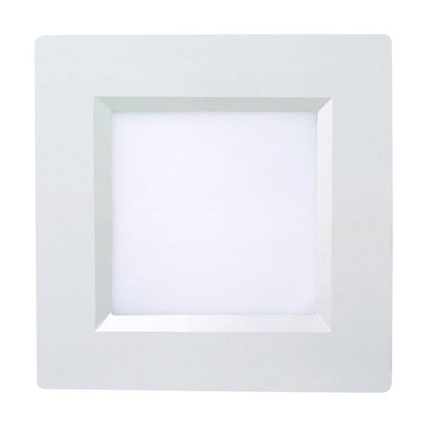 Spot LED downlight carré