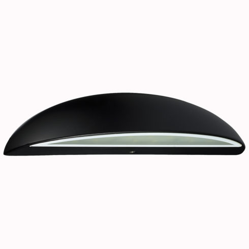 applique led aluminium casquette 3w eq 25w dim. Black Bedroom Furniture Sets. Home Design Ideas