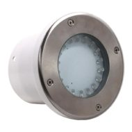 Spot LED rond étanche 1.8W IP67