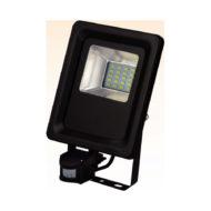 Projecteur LED extra plat 10W avec détecteur