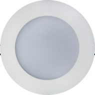 Spot LED Downlight 12W rond Blanc
