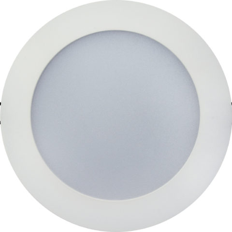 Spot LED Downlight 15W rond Blanc