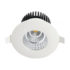 Spot LED Downlight 6W rond fixe étanche IP65