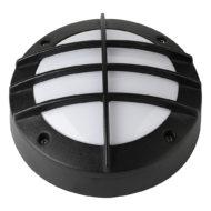 Hublot LED rond avec grille de protection 6W (48W) 4000K