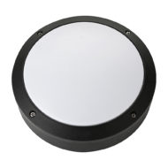 Hublot LED rond 12W (96W) IP54 4000K