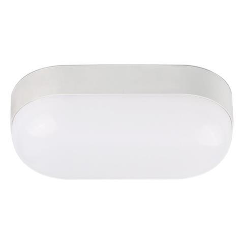 hublot ovale blanc à led 8w