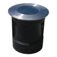 Spot LED étanche rond GRANDE-18 E27 100W IP67 Diam. 180mm