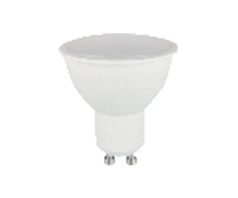 Ampoule LED spot 6.5W GU10 (Eq. 50W) 6400K Diam. 50mm