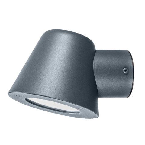 Applique GENT-W1 35W GU10 IP44 Anthracite Dim. 150x108x115mm